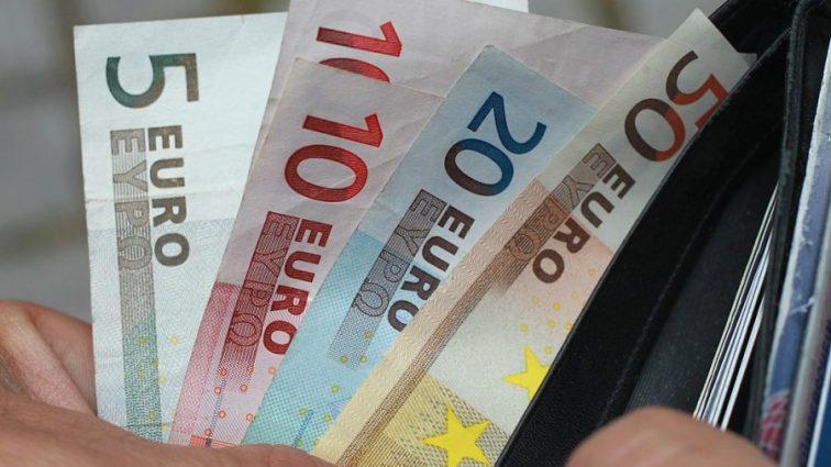 Когда в украинском будет заработная плата в 500 евро