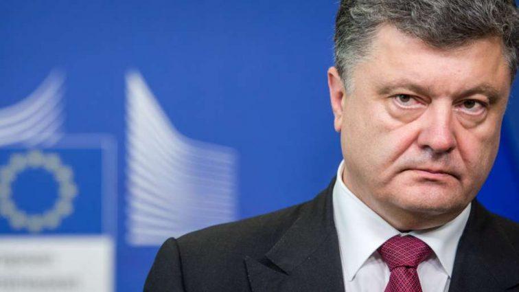 Порошенко назвал заказчиков кибератаки против Украины