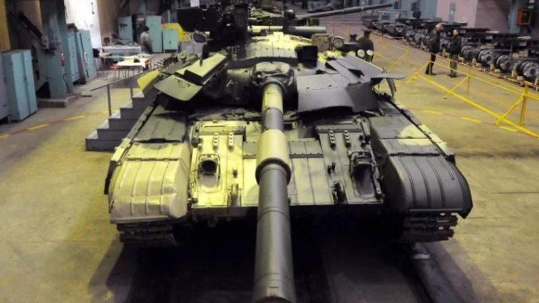 Украинское предприятие поднялось в мировом рейтинге оборонных компаний