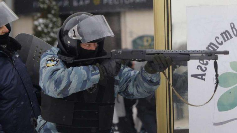Расстрелы на Майдане: РФ отказала в выдаче «беркутовцев» беглый