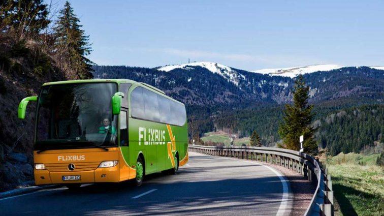 Наибольший автобусный перевозчик Европы запускает рейсы из Украины