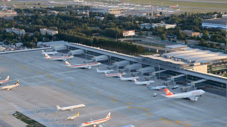 Аэропорт «Гостомель» заинтересован обслуживать лоукост-авиакомпании