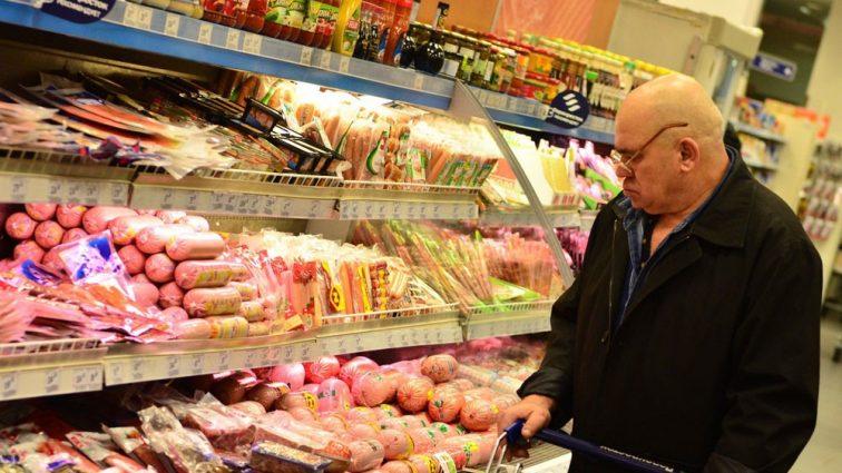 Инфляция в Украине продолжает набирать обороты