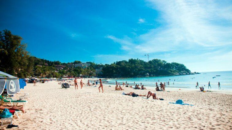 Как выглядели пляжи Судака до и после оккупации