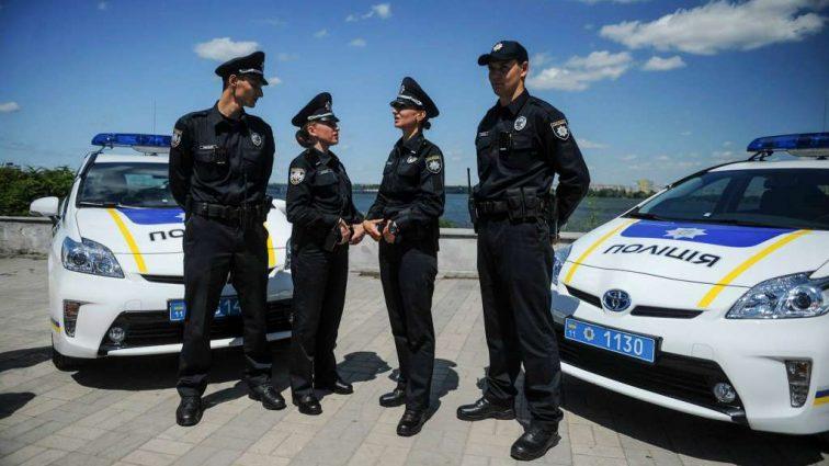 Автомобили на Еврономерах: Полиция начинает специальные меры