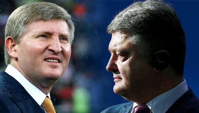 Саакашвили: Ахметов — главный мотиватор Порошенко