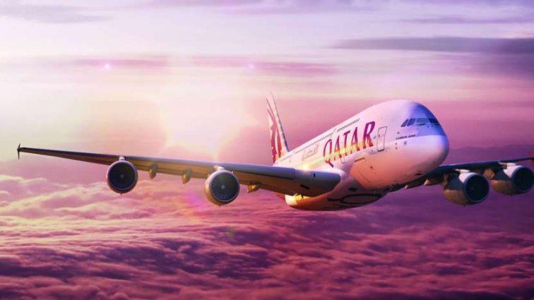 Авиакомпания Qatar Airways заходит в Украину