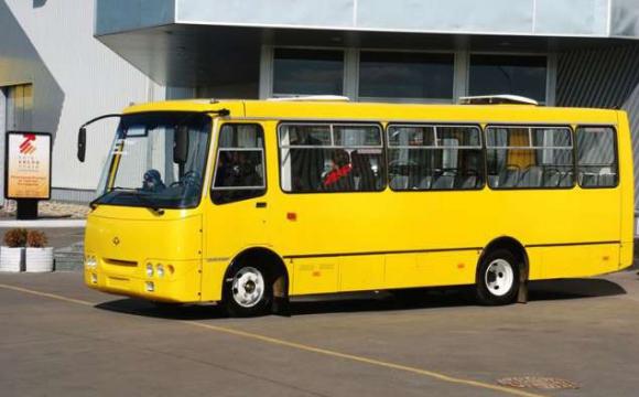 Теперь украинские автобусы будут ездить на модернизированных дизельных двигателях