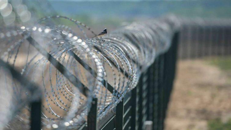 На украинской границе построят еще одну стену