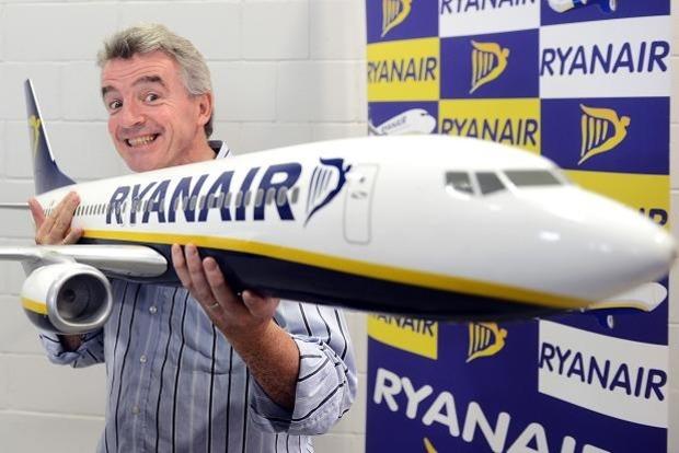 С Ryanair еще не все пропало. Но Украина — не первая страна, с которой компания пошла со скандалом