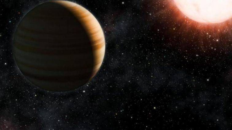 Астрономы назвали самую старую планету
