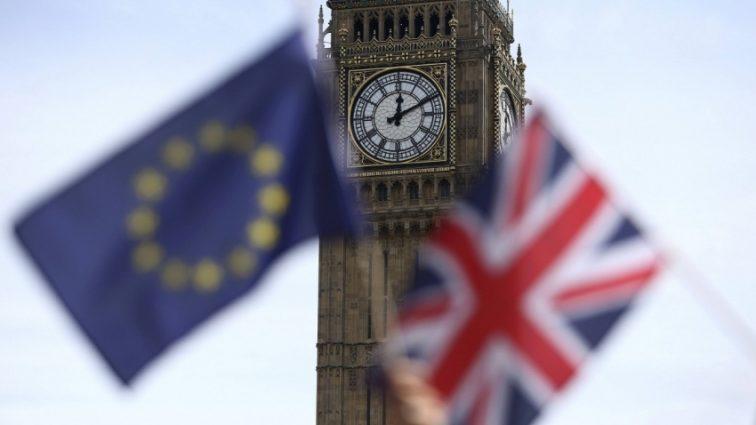 Великобритания готова заплатить 40 млрд евро за выход из ЕС