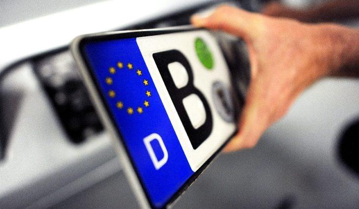 Более 52 тыс. Машин с иностранной регистрацией находятся на территории Украины незаконно