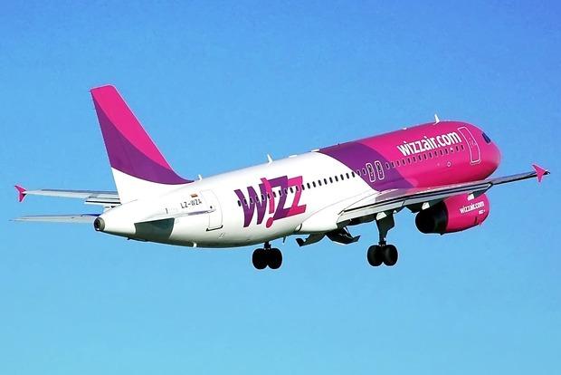 Wizz Air запустит два новых маршрута из Киева в Польшу