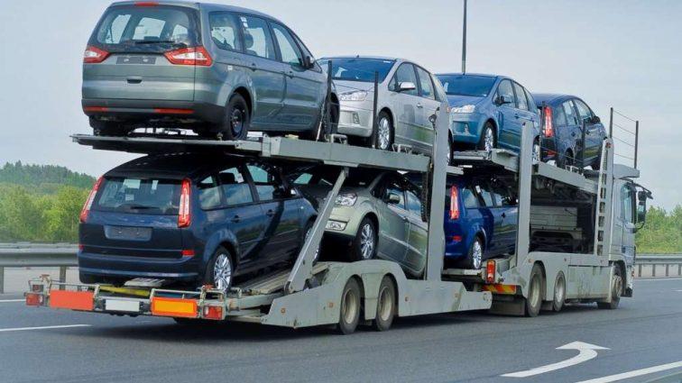 Импорт в Украину легковых авто в I полугодии вырос почти вдвое