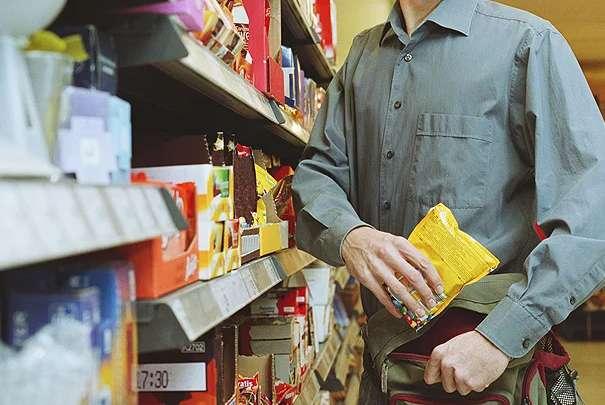 Магазины жалуются на воровство невиданных масштабов