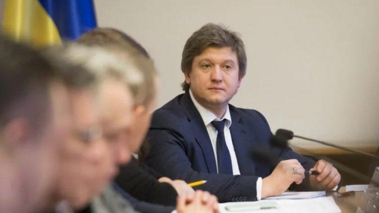 Украинского министра обвинили в работе на Россию