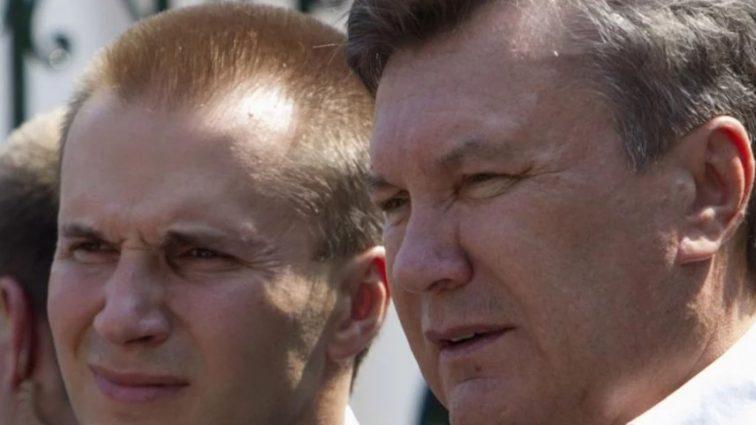 Сын Януковича пытается отжать деньги в НБУ