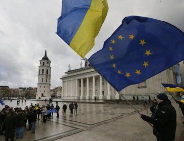 Литва преподнесла Украине евроинтеграционный подарок