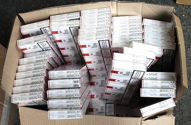 В Украине разработали стратегию борьбы с контрабандой сигарет