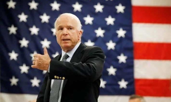 Путин должен заплатить настоящую цену за нападение на Украину — Маккейн