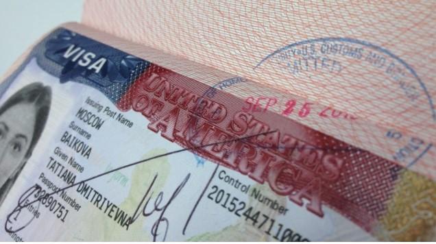 Россиян лишили возможности получать визы США