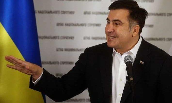 Саакашвили раскрыл подробности своего возвращения в Украину