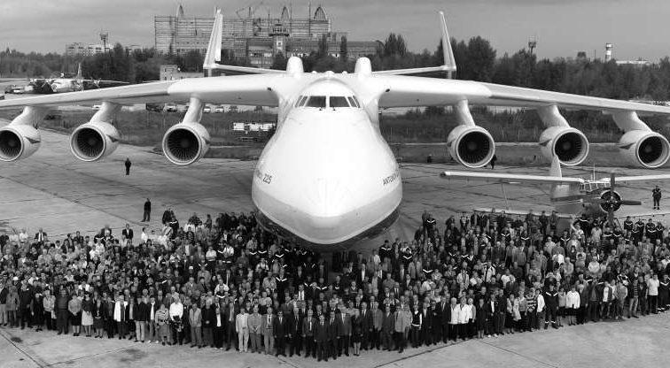 Украинский завод будет обслуживать Boeing и Айрбус