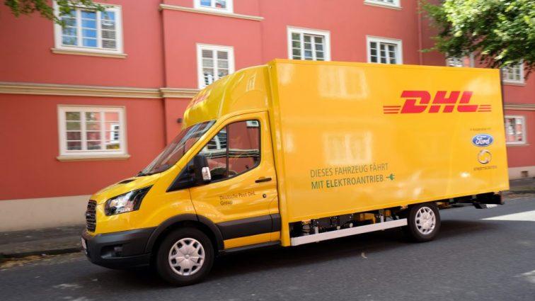 Ford представил электрический грузовик