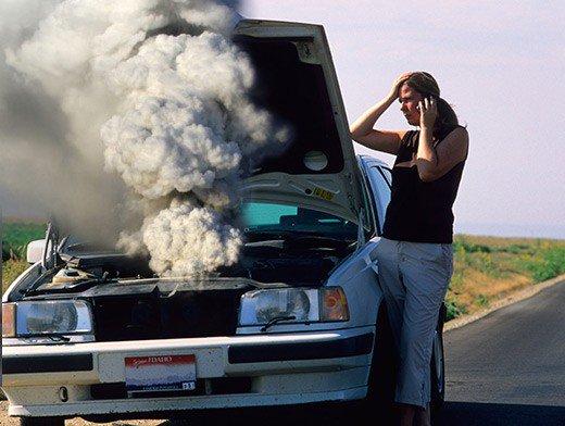 Как быстро охладить автомобиль и уберечься от перегрева