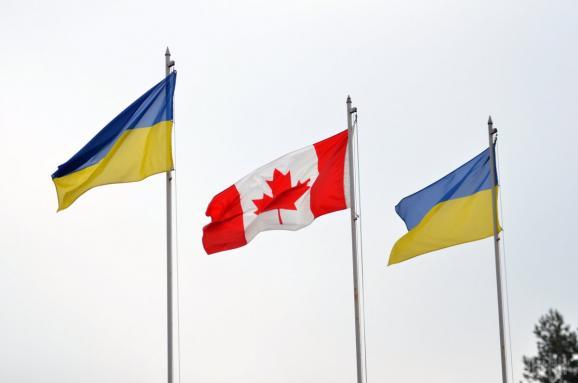 Между Украиной и Канадой заработала соглашение о свободной торговле