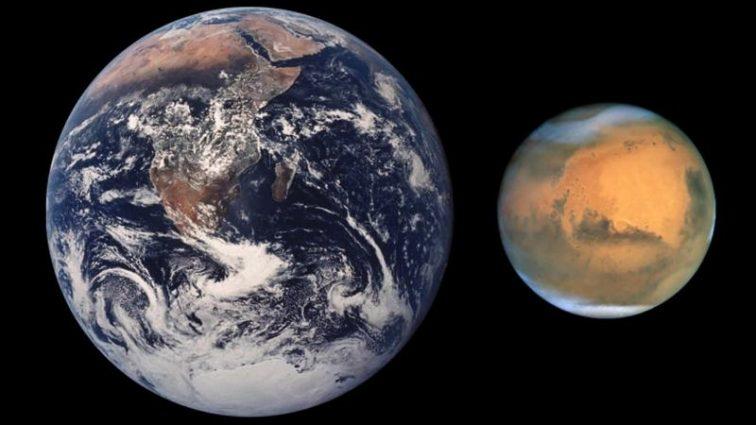 Создан биологический телепорт для передачи жизни с Земли на Марс