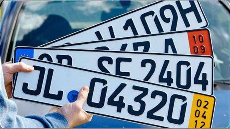420 тисяч за еврономер: будут ли штрафовать всех за иностранные номера
