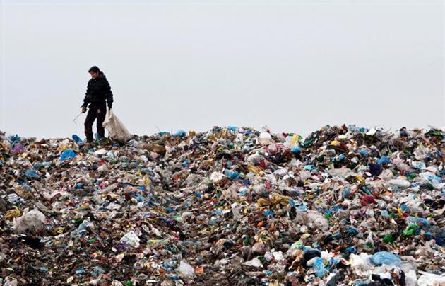 С Нового года украинцев обяжут сортировать мусор