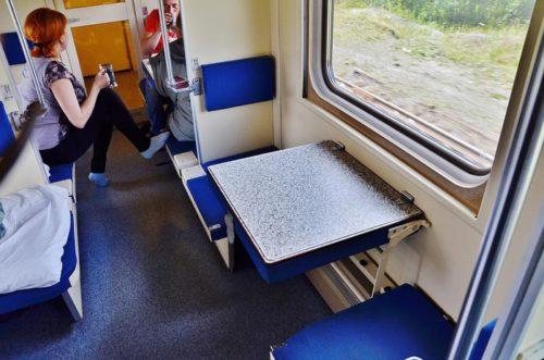 Дополнительные услуги которые должны предоставлять украинцам в поезде, автобусе и самолоте