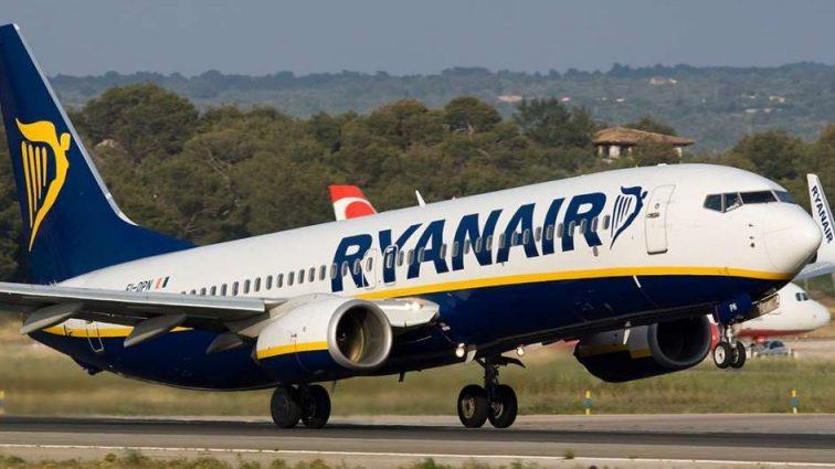 Ryanair просит за место в самолете сумму, превышающую стоимость билета авиакомпании