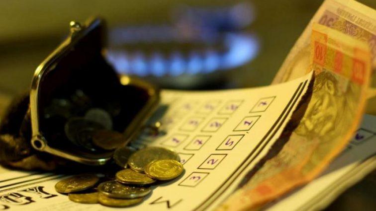 В июле долг украинцев за коммуналку уменьшился на 841 млн гривен