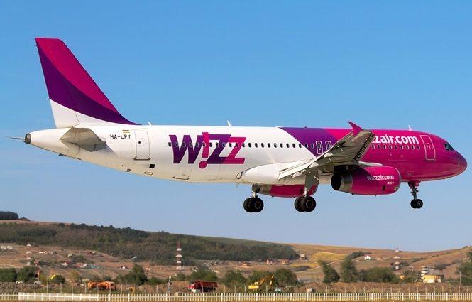 Wizz Air открывает из Киева новые рейсы в три европейские страны