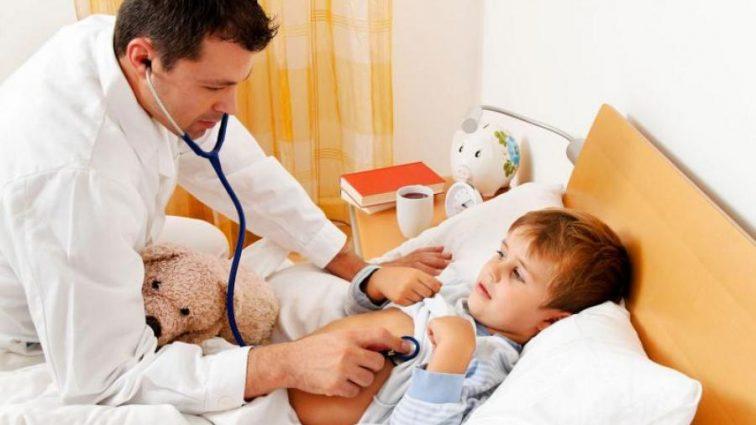 Грипп у малыша: пять важных правил лечения
