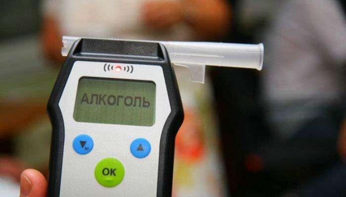 Штрафы за вождение в нетрезвом хотят повысить до 40 000 гривен