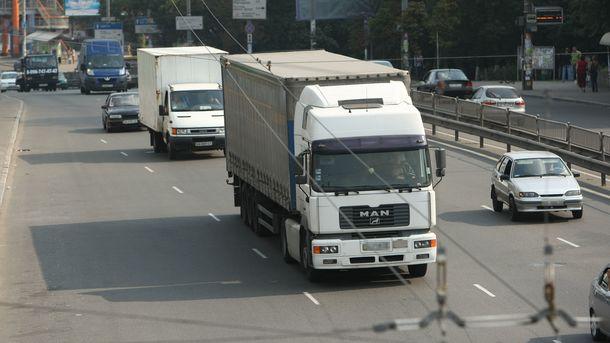 Украина закупит 78 комплексов для контроля за весом грузовиков