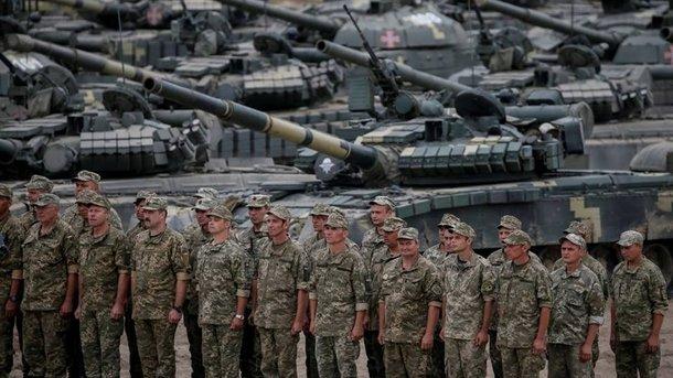 Каким будет бюджет украинской армии в 2018 году