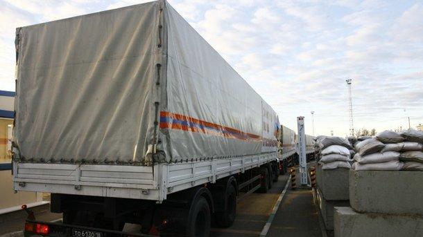 Россия откажется от «гумконвоев» на Донбасс – СМИ