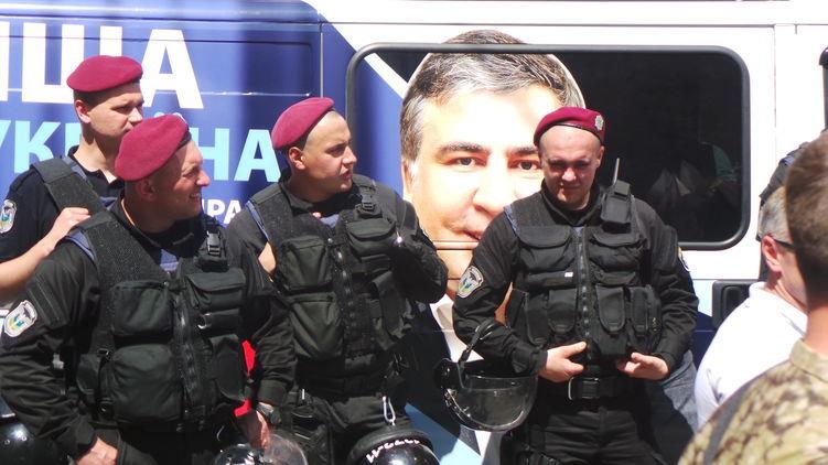 Битва за Саакашвили: нардепы перешли к решительным действиям (фото)