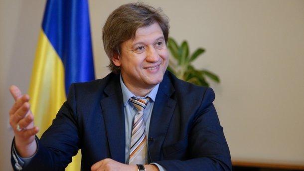 Данилюк рассказал об изменениях расчета бюджета в следующем году