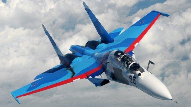 США и РФ прокомментировали «катастрофу российского Су-27» в Неваде
