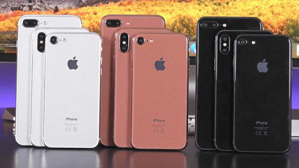 СМИ узнали названия новых iPhone