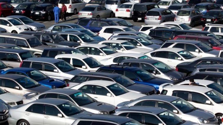 Сколько авто с иностранной регистрацией ввезли в Украину в этом году