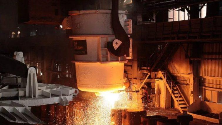 Украина вплотную приблизилась к десятке главных экспортеров стали