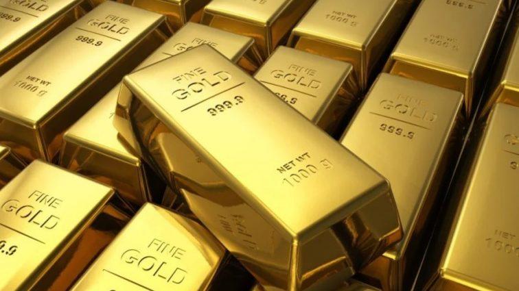 У начальника полиции нашли коллекцию золотых слитков